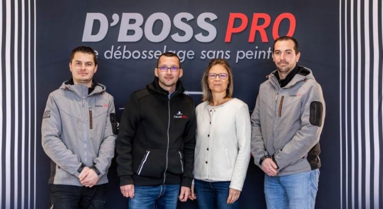 equipe dboss pro
