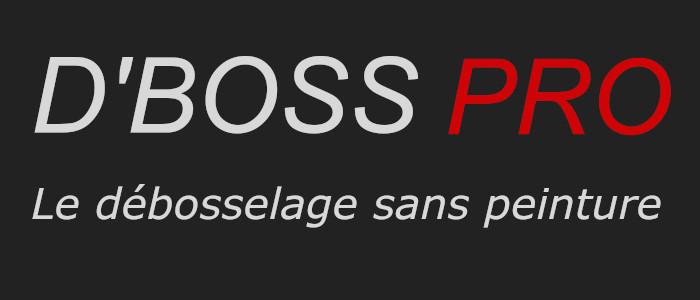 logo dboss pro carrosserie